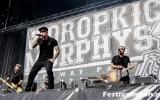 Dropkick Murphys - Bråvalla 2014